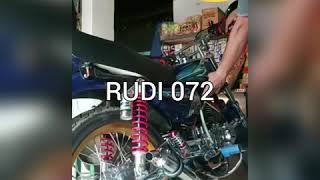 KNALPOT SMR JOGJA TIPE SUPER PRO91 CROM BY RUDI SMR91 WA..081393727150