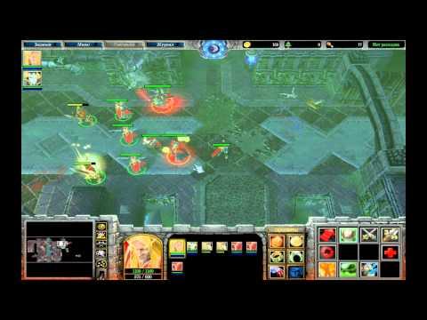 Прохождение Warcraft 3: The Frozen Throne - Подземелья Даларана #11
