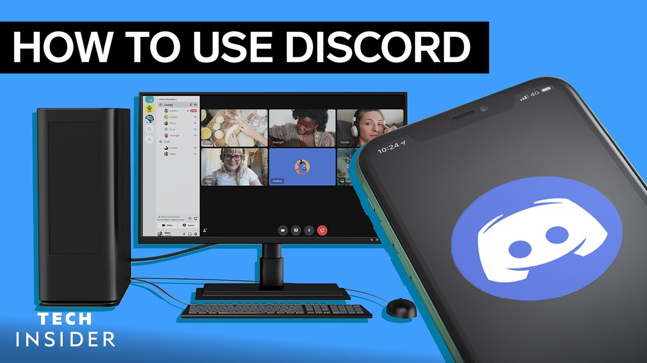 How To Use Discord (2021) - YouTube