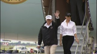 2017-08-29-17-53.Donald-Trump-arrives-in-Houston-for-briefings-on-Hurricane-Harvey