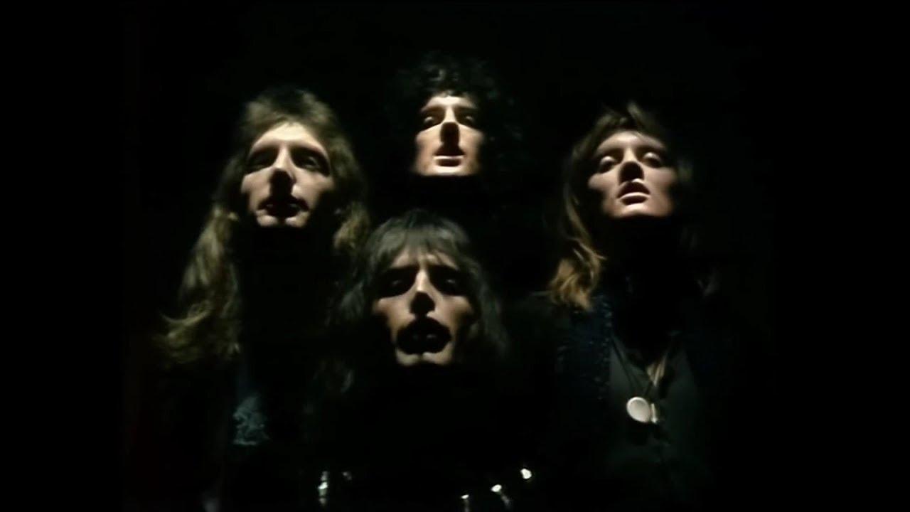 Queen - Bohemian Rhapsody (보헤미안 랩소디 뮤직비디오) 한글 가사 자막 번역 해석