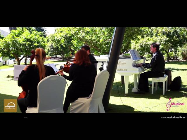 Concierto de Aranjuez -adagio - Joaquín Rodrigo - strings piano violin wedding