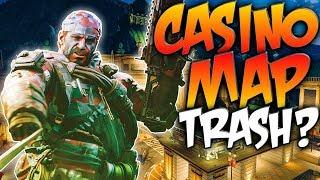 Black Ops 4 Casino Map Gameplay (Black Ops Pass Free)