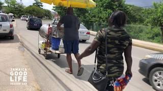 JAMAICA GOOD LIFE - EP20 - Rondie Help Pokey Push Cart