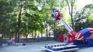 Аттракцион БУМЕРАНГ(BOOMERANG) 2.0 - 2016 в Ростове-на-Дону
