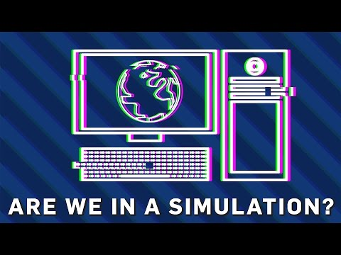 Are We Living In A Simulation? - Brit Lab