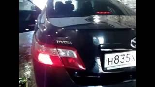 видео Мигающий стоп сигнал для авто своими руками