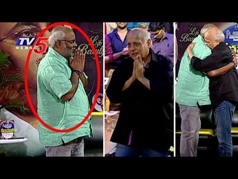 Keeravani Shocked | Watch His Reaction When Mahesh Bhatt Came | Keeravani Interview | TV5 News