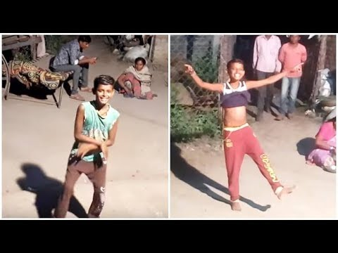 This kid is breaking the Internet with his Bollywood dance steps