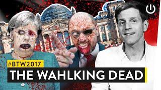 Wahlkampf 2017 - Das Wahl-o-Bakel analysiert | WALULIS LIVE AUS BERLIN #funkWG