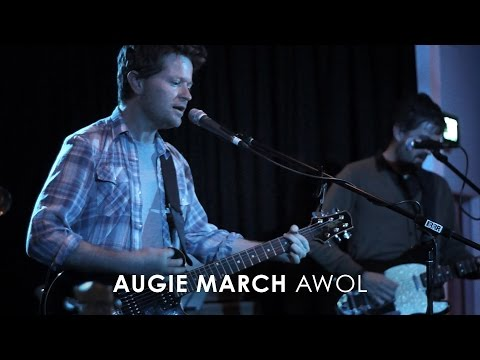 Augie March - 'AWOL' (Live at 3RRR)