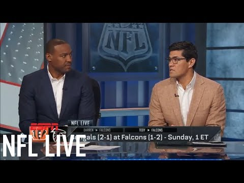 NFL Live predicts every 2018 NFL Week 4 game | ESPN