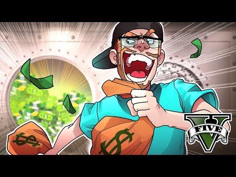 GTA 5 Roleplay - OUR BIG BANK HEIST! (GTA 5 RP)