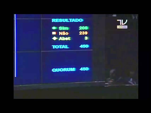 Parlamentares decidem manter veto de Dilma ao reajuste de 6,5% da tabela do IR