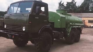 KAMAZ 4310 Tanker AC-7