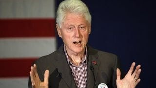 Epstein story continues to haunt Bill as Hillary advances