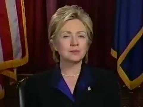 Senator Clinton and Seventh-Day Adventist