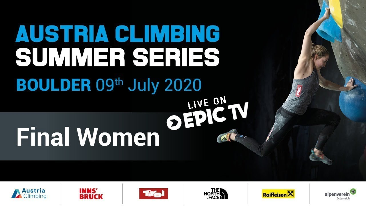 Austrian Climbing Summer Series - Women's Final, Innsbruck