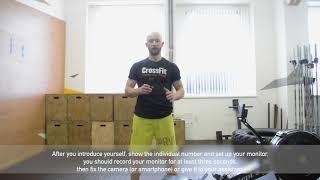 Правила съемки индивидуальных этапов. Rules of recording of your individual stage (with subtitles).