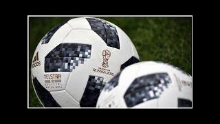 WM 2018: Ball für Eröffnungsfeier kommt aus dem Weltall