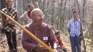 The 2009 Clout Shoot at Hawkeye Bowmen Archery Club