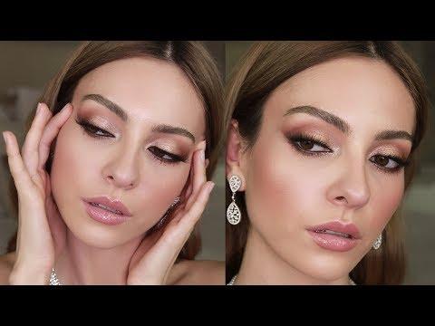 Maquillaje para boda o evento elegante | Anna Sarelly