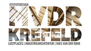Lostplaces | Bauhaus meets Business | Mies van der Rohe | Architektur | Krefeld | FESTFOTODESIGN