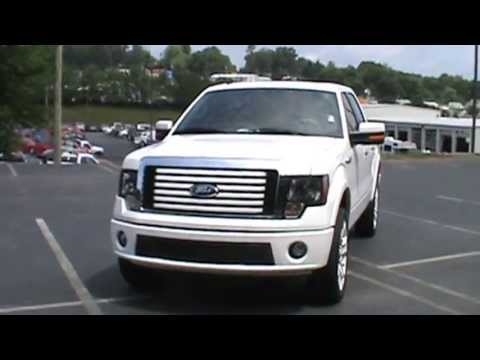 For Sale 2011 Ford F 150 Lariat Limited 1 Owner Only 7k
