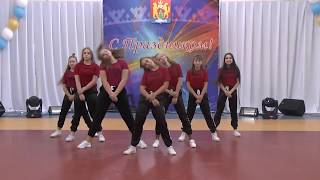 """""""Атмосфера"""", """"Грация"""" и 89 STREET - танец """"ПЕРЕМЕНА!"""" (Красноселькуп, 2018)"""