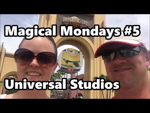 Magical Mondays #5 | Universal Studios Vlog | Universal Orlando