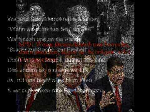 Das Hohelied der SPD (Lied der Sozialdemokraten) - Christoph Holzhöfer