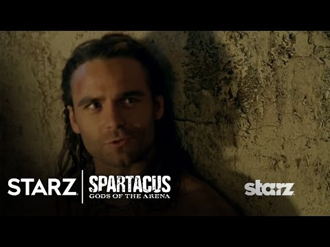 Spartacus | Gods of the Arena - Wine and Truth | STARZ