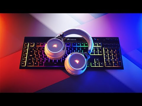 Corsair Virtuoso Review - The Near Perfect Wireless Gaming Headset!