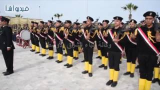بالفيديو :Ht اللواء : رضا فرحات محافظ الأسكندرية يضع إكليل الزهور على النصب التذكاري لشهداء الشرطة