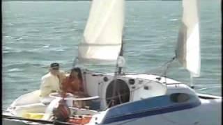Part 2- Gougeon 32 Catamaran 1991 Promo