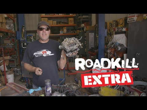 Freiburger Explains Thermoquad Carburetors! - Roadkill Extra