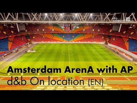 Amsterdam ArenA with ArrayProcessing. d&b On location (EN)
