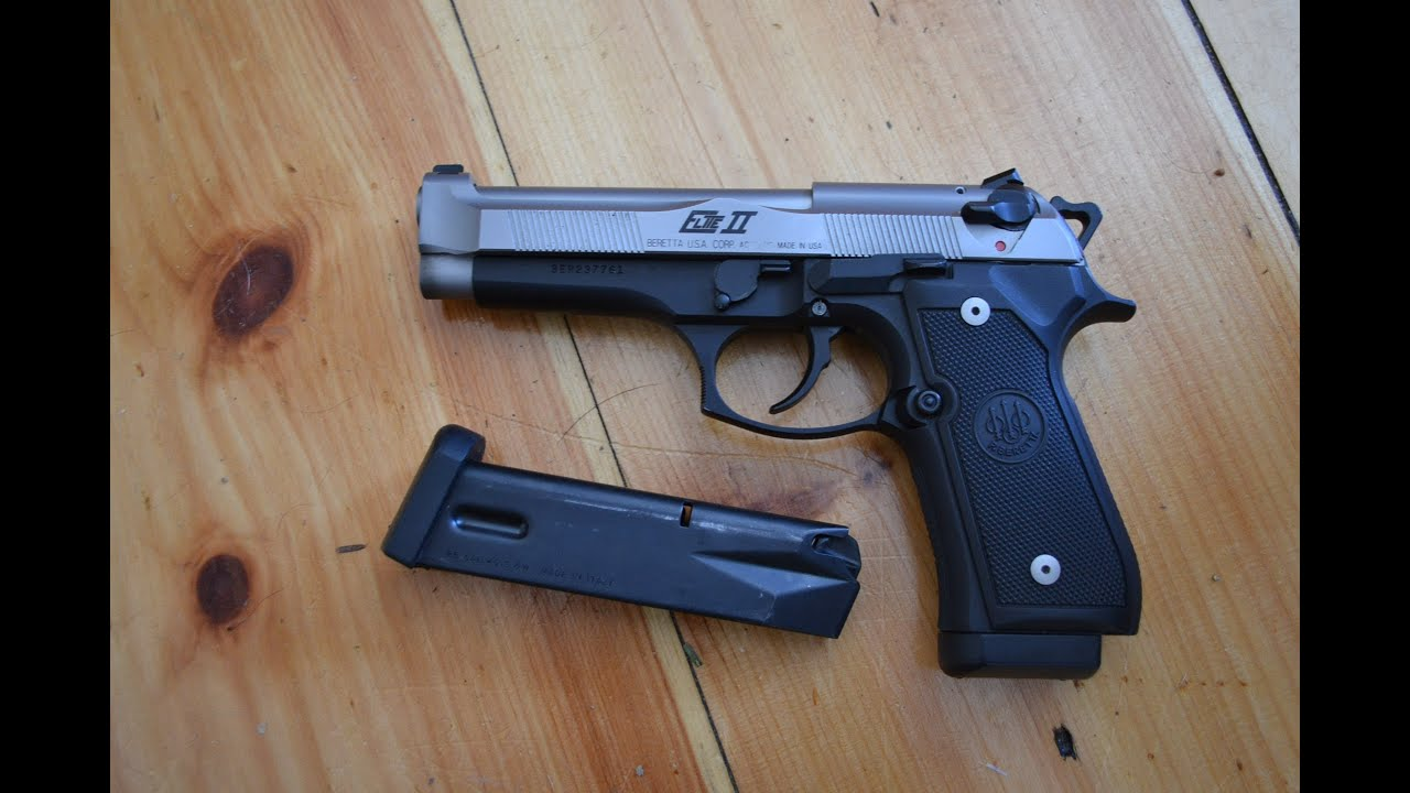 Stainless Guns 9mm Steel