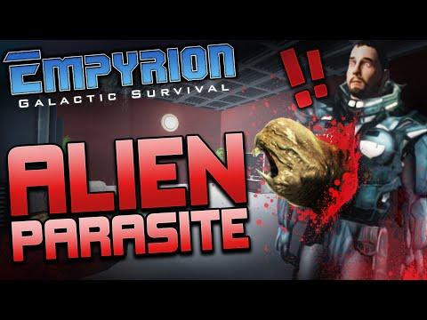 Empyrion Galactic Survival #3 - ALIEN PARASITE