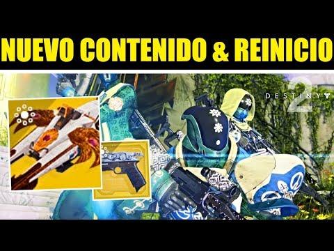 Destiny 2: Nuevo Contenido! Reinicio Semanal & DLC! Advertencia! Actividades! Ascendente & Loot! thumbnail