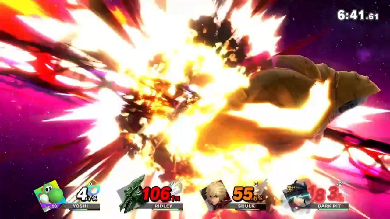 Final Amiibo Test- Yoshi