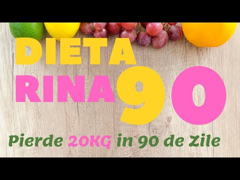 secrete dieta rina)