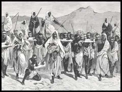 THE ARAB SLAVE TRADE