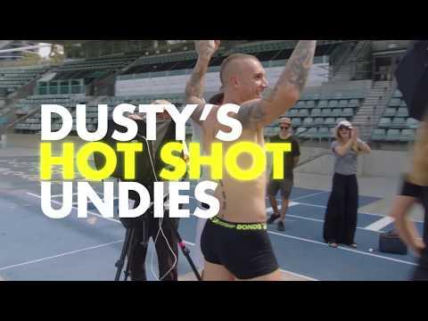 Bonds x Dustin Martin X-Temp #BondsHotShot