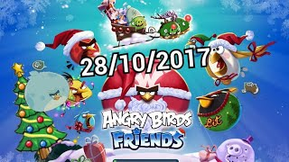 Angry Birds Friends Santacoal e Candyclaus - Angry Birds Nest Brasil