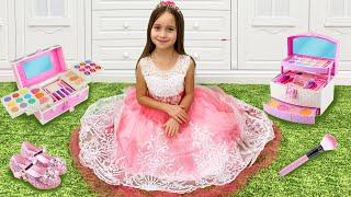 صوفيا ستذهب إلى حفلة الأميرة الراقصة قصص الأطفال المضحكة