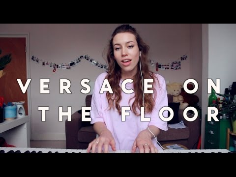 Bruno Mars - Versace On The Floor (cover) - Bruno Mars - Versace On The Floor (cover)