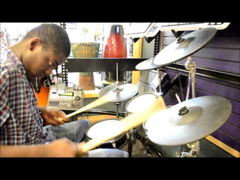 Long & McQuade Drum Freestyle Part 1