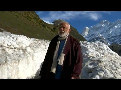 شاهد: مودي في رحلة روحانية بعد انتهاء الانتخابات الهندية…  - نشر قبل 4 ساعة
