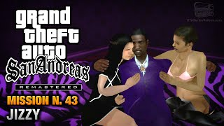 GTA San Andreas Remastered - Mission #43 - Jizzy (Xbox 360 / PS3)
